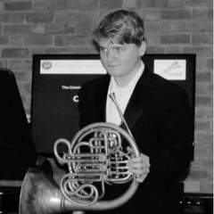 Hamish Webb French Horn Player in Birmingham