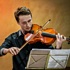 Conor Woodcock Viola Player in York