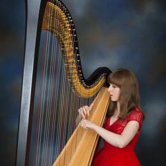 Eluned Hollyman Harpist in Cardiff