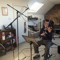 Daniel Phillips Violinist in Liverpool