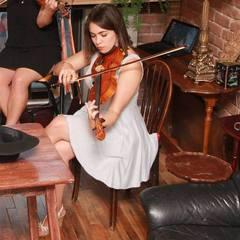 Sabrina Ghadaouia Violinist in Liverpool