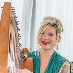 Allegra Mullaney Harpist in London