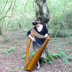 Charlotte NENERT Harpist in the UK