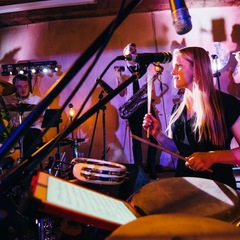 Jess Wood Percussionist in London