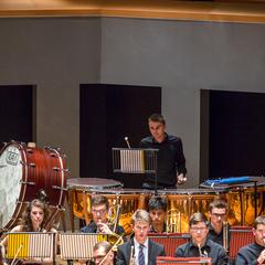 Ewan Thomas Percussionist in Cardiff