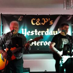 C&P's Yesterdays Heroes Function Band in Derby