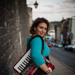 Natalia Cerqueira Accordionist in London