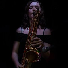 Jess Robinson Saxophone Player in Manchester