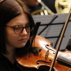 Raynor Nugent Violinist in Edinburgh
