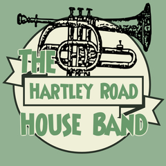 Hartley Rd. House band Jazz Band in Leeds