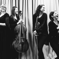 The Strings String Quartet in the UK