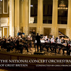The National Concert Orchestra of Great Britain Orchestra in Oldham