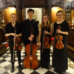 Ozymandias String Quartet String Quartet in Oxford