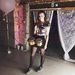 Lizzie Brightwell-Gibbons Percussionist in Liverpool