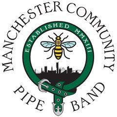 Manchester Community Pipe Band Function Band in Manchester