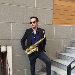 Firat Avci Saxophone Player in London