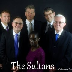The Sultans Jazz Band in Plymouth