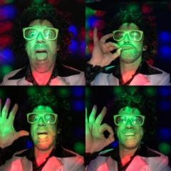 Disco Dan - The Party Man Singer in the UK