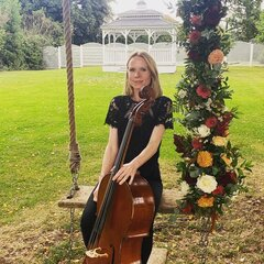 Bethany Morris Cellist in the UK