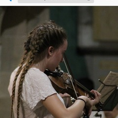 Amy Price Violinist in Birmingham