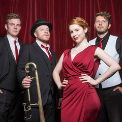 The Red Hearts Jazz Band in London