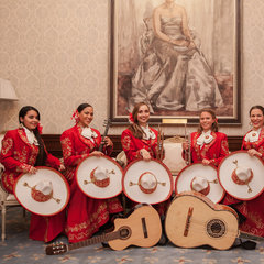 Mariachi Las Adelitas UK Cover Band in London