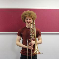 Simon Chorley Trombone Player in Doncaster