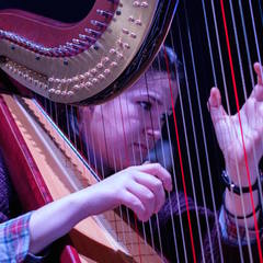 Laura Marquino Falguera Harpist in London