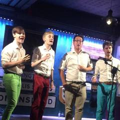 Innocent Murmurs Barbershop Quartet Barbershop Group in London