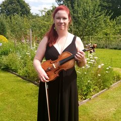 Samantha Norman Violinist in Coventry
