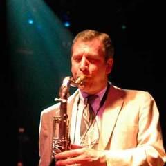 Alan Nicholls Saxophone Player in London