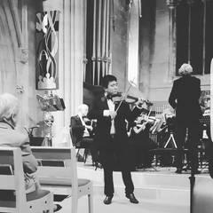 Mark Lee Violinist in Birmingham