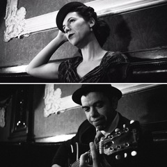 Nell Greco and Pedro Velasco Jazz Band in London