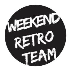 Weekend Retro Team Wedding Band in Oxford