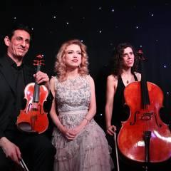 Radiance Jazz Band in the UK