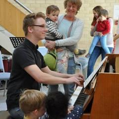 Myles Tyrrell Pianist in Southampton