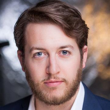 Book Matthew Palmer, Singer (baritone) in Manchester - Encore Musicians