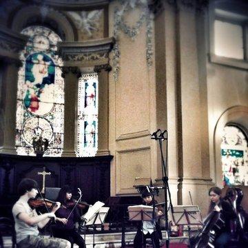 St. Cecilia Quartet's profile picture
