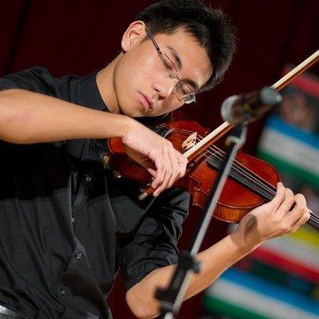 Book Rock Lee, Violinist in Egham - Encore Musicians