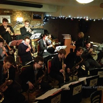 The Duncan Fraser Big Band's profile picture