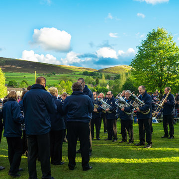 THE PANGBOURNE BAND's profile picture