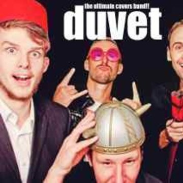 DUVET - The Ultimate Covers Band!!'s profile picture