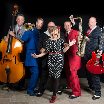 The Numbers Racket Swing Band's profile picture