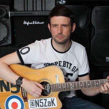 Zac Whitaker's profile picture