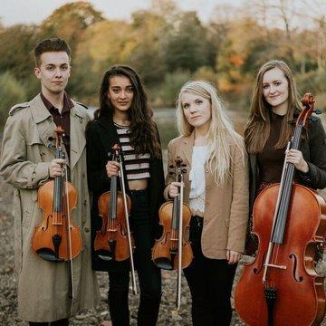 The Claret String Quartet's profile picture
