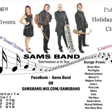 SAMS Band Bristol's profile picture