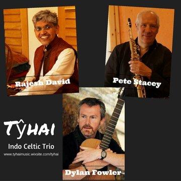 Tŷhai: Indo Celtic Trio's profile picture