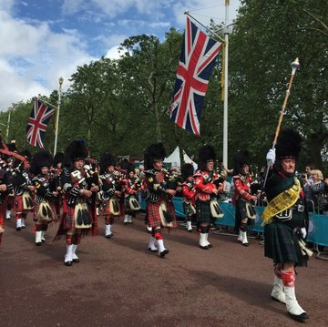 The Southern Highlanders Pipes & Drums's profile picture
