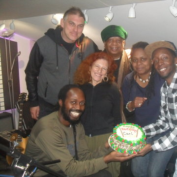 little shashe g - the reggae dove, and the first chapter band's profile picture