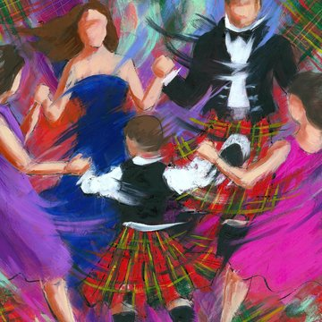 The West End Ceilidh Band's profile picture